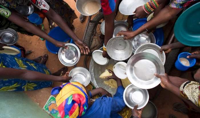 11% населения Земли нуждаются в пище