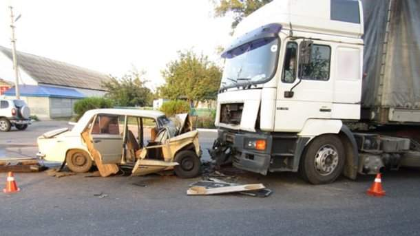 Под Полтавой произошло смертельное ДТП (Фото)