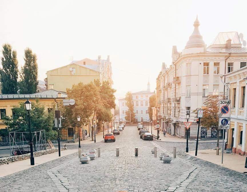 Невероятный Киев вдохновляет своими красотами (Фото)