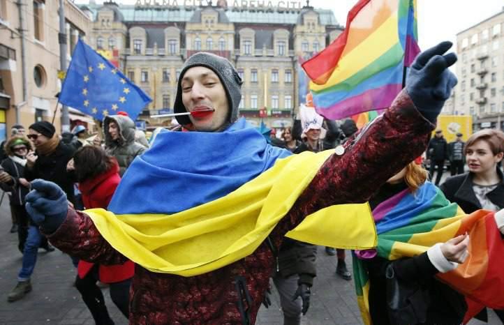 Совет Европы назвал войной на Донбассе причиной насилия против лиц из ЛГБТ-сообщества