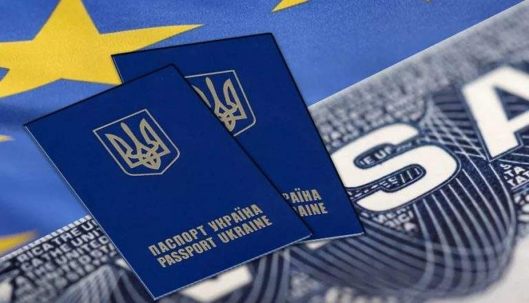 Госпогранслужба определила количество украинцев, путешествующих по безвизу