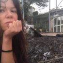 В столице в дом певицы Русланы попала молния (Фото)