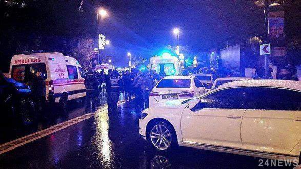 Перестрелка в Стамбуле: Есть пострадавшие