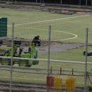 Бомба времен ВОВ была найдена на территории немецкого ФК