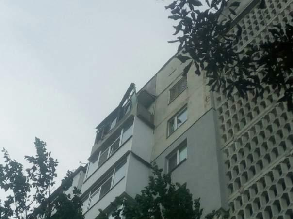 В Харькове ветер