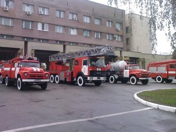 В Харькове в результате пожара сгорела квартира (видео)