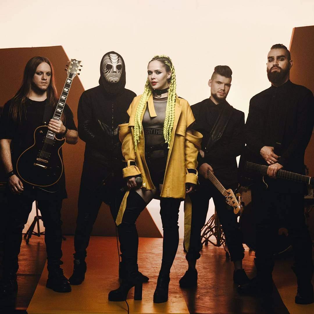 The Hardkiss представили клип на новую песню Lovers (видео)