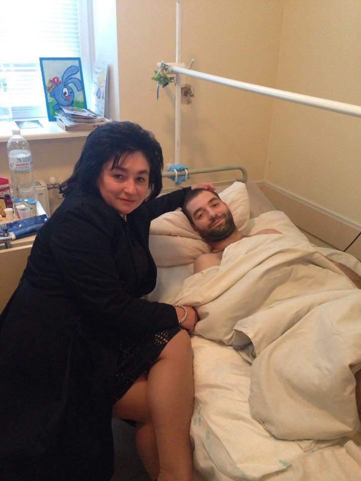 «Добрая фея»: Матиос похвастался сестрой, «подарившей жизнь» ветерану АТО