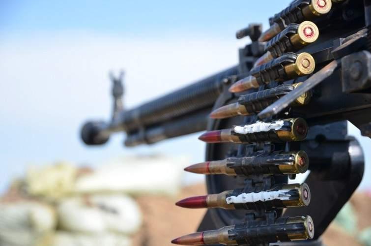 Силы АТО 12 раз открывали огонь в ответ на обстрелы