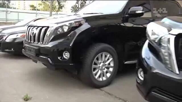 Обновленный автопарк и люксовые автомобили: какие служебные машины получили «Нафтогаз», Кабмин и КГГА