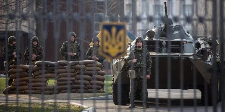 ВСУ заявили об усилении охраны военных объектов