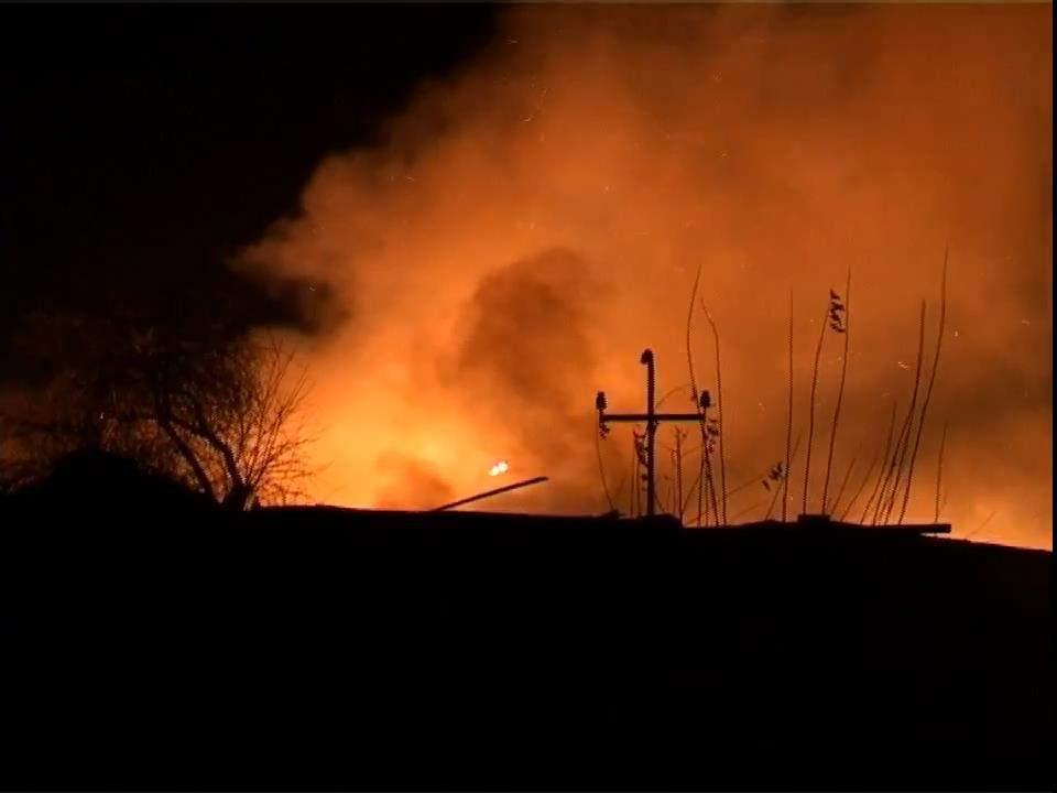Взрывы в Калиновке: пострадали почти 90% домов в соседнем селе