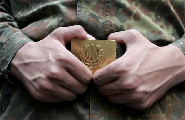 В Житомирской области боец АТО покончил с собой