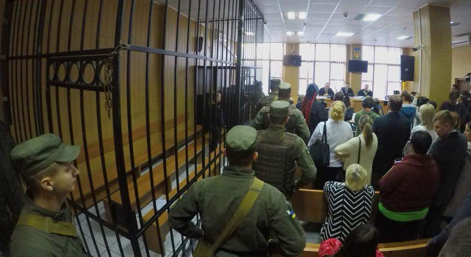 В одесском суде рассматривают обжалования меры пресечения воспитательнице лагеря «Виктория» (видео)