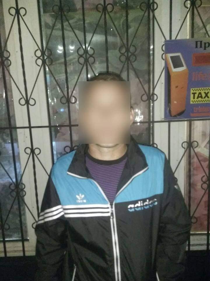 В Полтаве маньяк напал на местную жительницу и изнасиловал её
