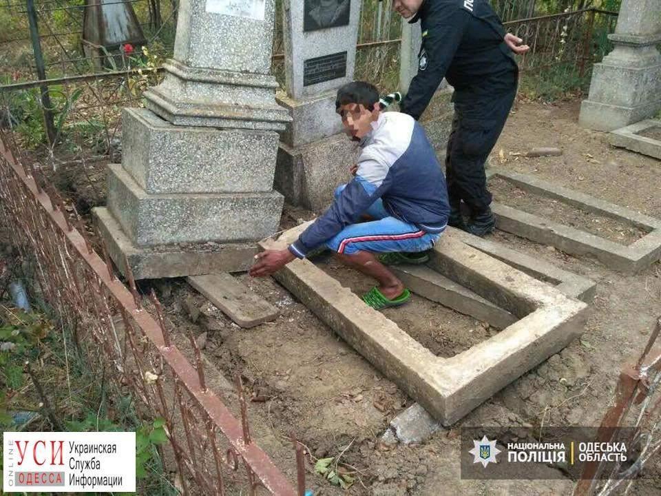В Одесской области задержали вандалов, которые на протяжении года