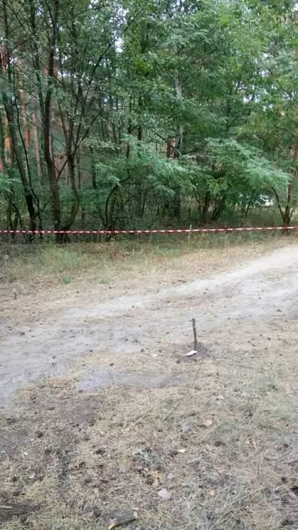 Стрельба в Харькове: Злоумышленники, убегая, сбили полицейского (Фото)