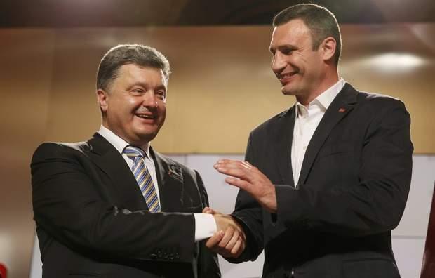 Кличко может стать главой партии Порошенко