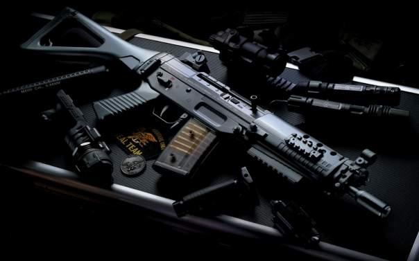 В Украине стартует месячник сдачи оружия