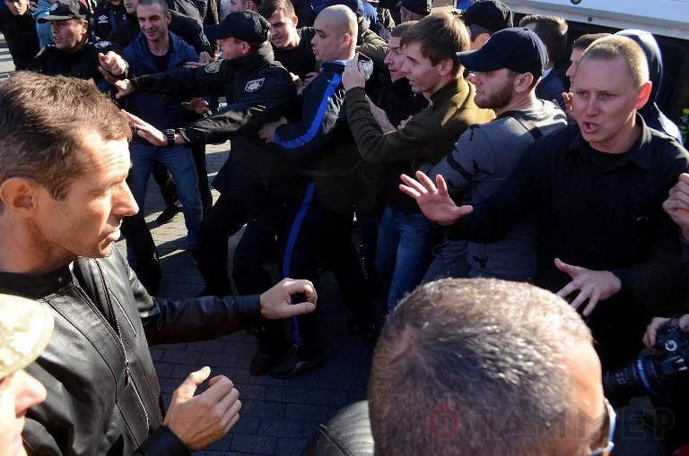 Саакашвили ждал в Одессе