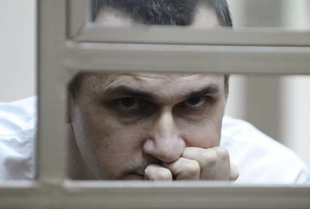 Сенцов выразил предположение о своем будущем месте заключения