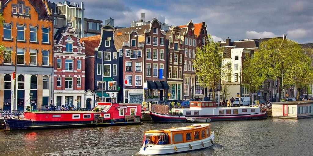 Экскурсии по Амстердаму в сопровождении частного гида