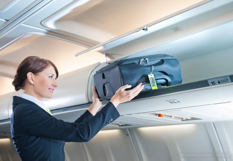 Перед полетом ознакомьтесь с нормами ручной клади в разных авиакомпаниях