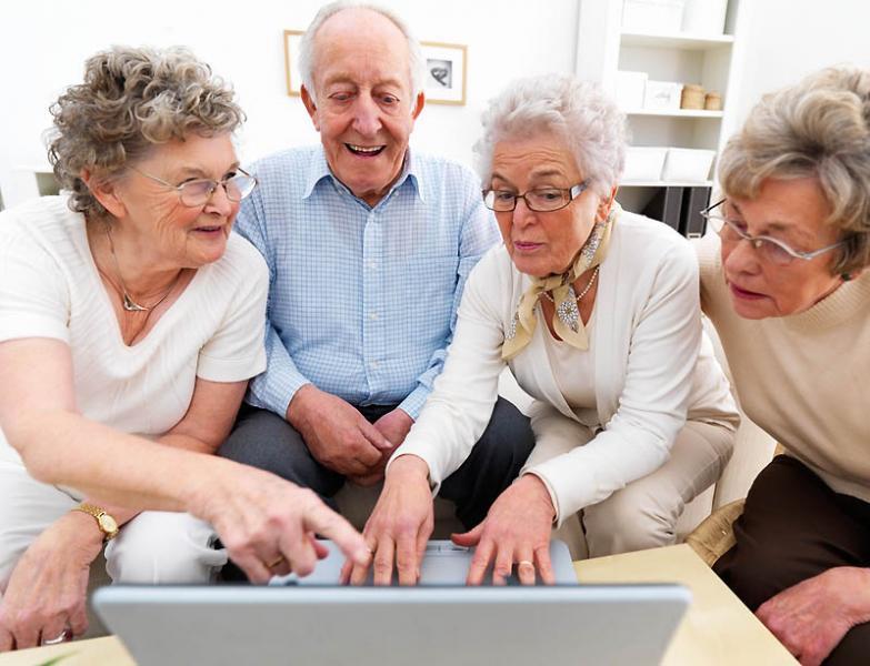 Забота о старичках в пансионате: забота и тепло для всех подопечных