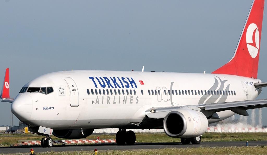 Что можно взять на борт самолета в Turkish airlines