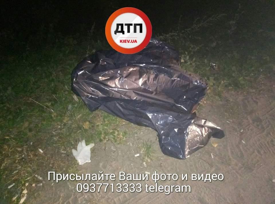 В столице погиб пешеход-нарушитель (Фото)