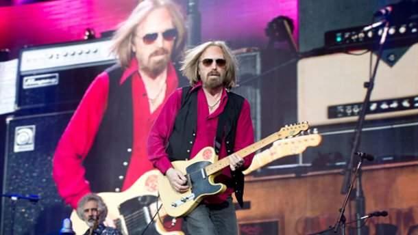 В США скончался известный рок-музыкант Том Петти
