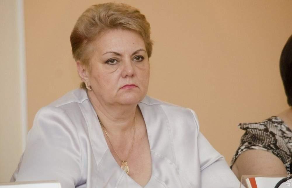 Бывшему вице-мэру Одессы вручили подозрение в связи с трагедией в лагере