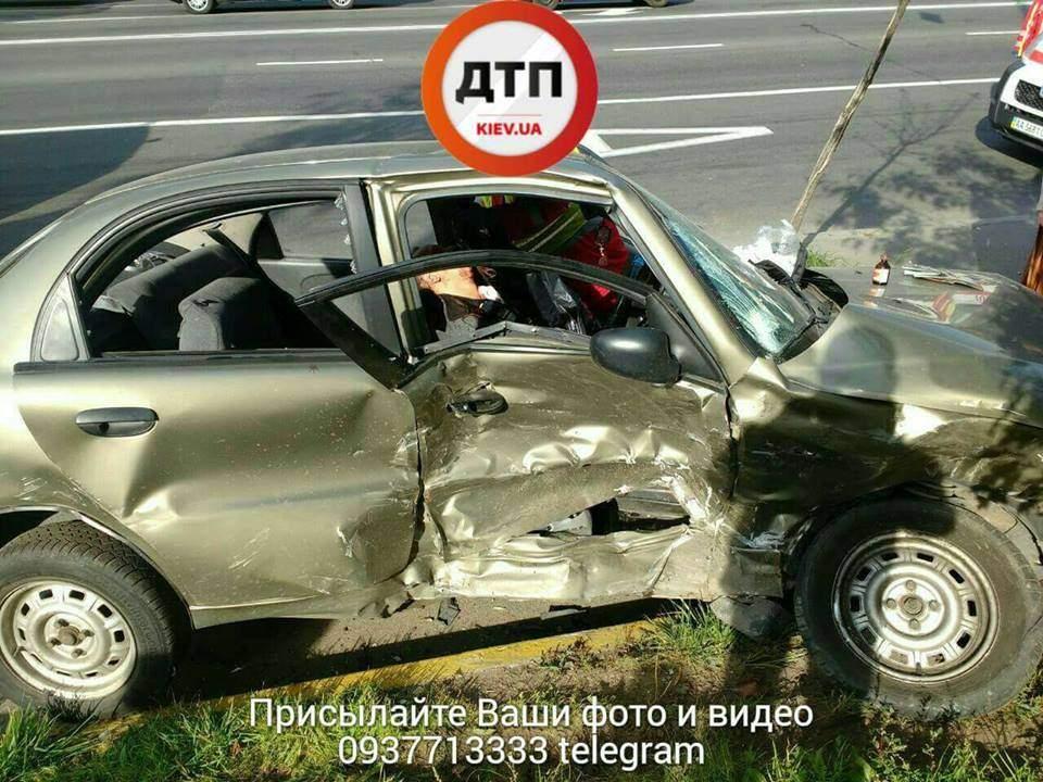 В столице произошло жуткое ДТП с погибшими (Фото)