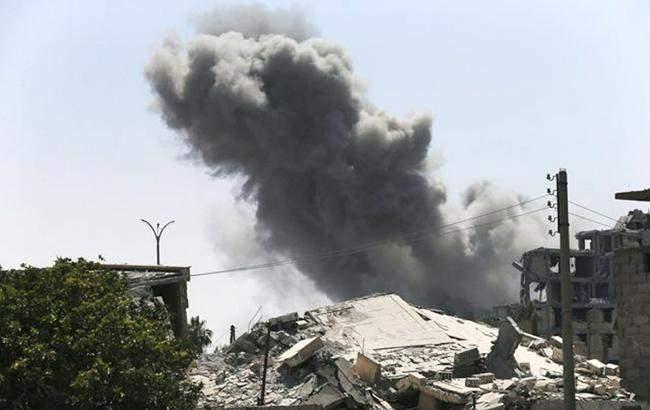 В Сирии зафиксировали очередное использование оружия массового поражения