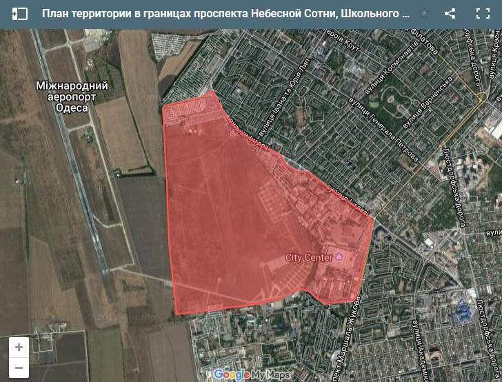 В Одессе появится новый жилой массив общей площадью 288 гектар