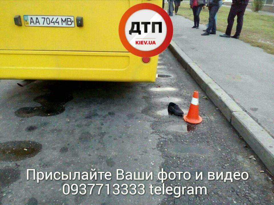 В столице пешеход поплатился жизнью за спешку (Фото)