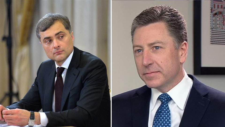 Корнейчук назвал возможные последствия встречи Волкера с Сурковым