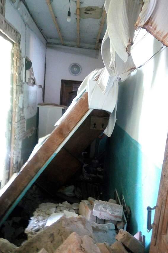 На Хмельнитчине произошёл взрыв бытового газа (фото)