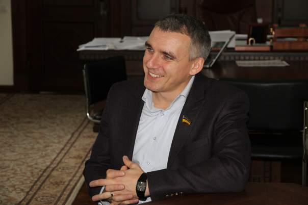 Саакашвили поддержал отстраненного от должности мэра Николаева