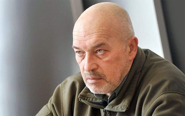 Тука: «Вопрос амнистии можно будет рассмотреть лишь после освобождения территорий Донбасса»