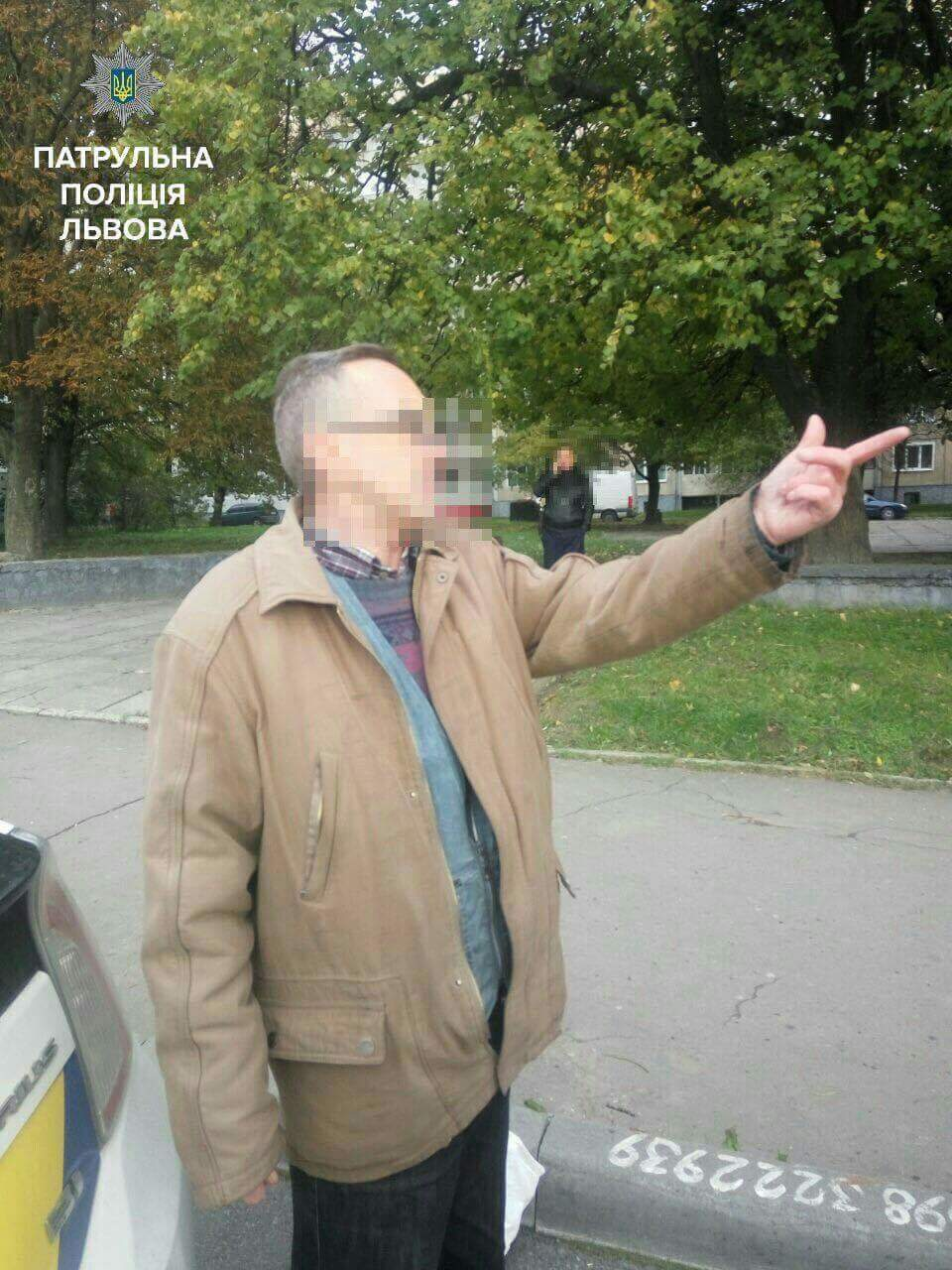 Во Львове задержали пьяного «телефонного террориста»