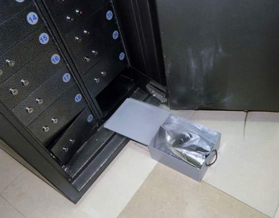 Ограбление банка в Киеве: Злоумышленники похитили слитки золота и сотни тысяч долларов (Видео)