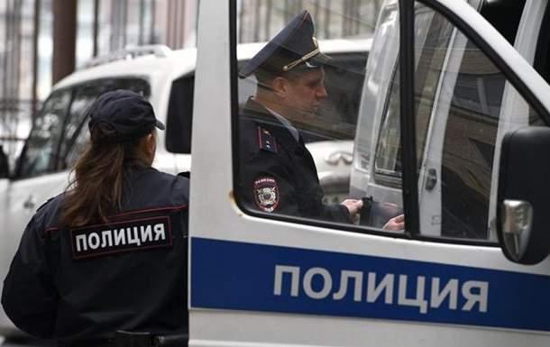 В Москве информационный центр НАТО подвергся атаке дымовыми шашками