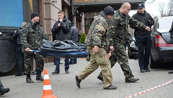 В России допросили обвиняемого в деле об убийстве Вороненкова в Киеве