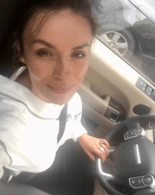 Уставшая Мейхер без макияжа удивила фанатов (Фото)