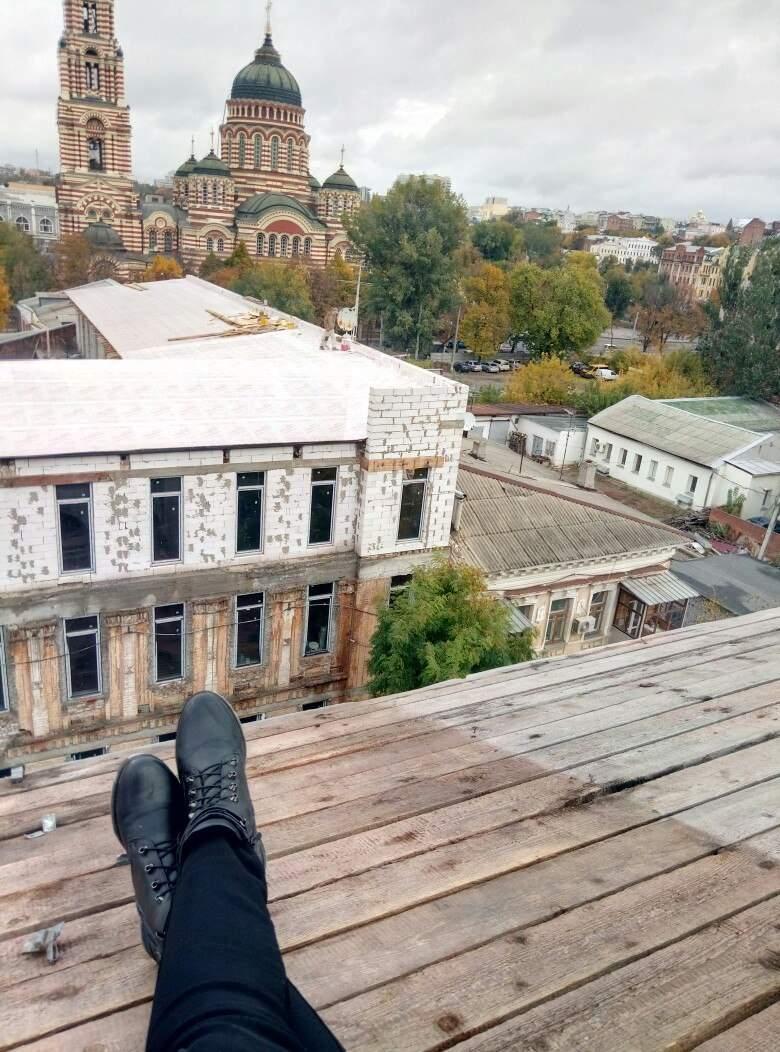Завораживающие красоты Харькова в нескольких фото