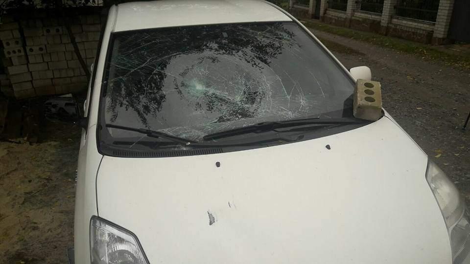 На Киевщине было совершено нападение на журналиста (Фото)