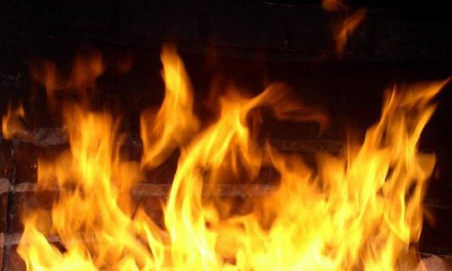 На Харьковщине несколько человек сгорело в результате страшного пожара
