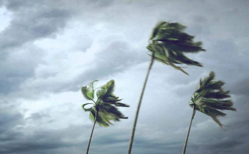 Во Вьетнаме ураган