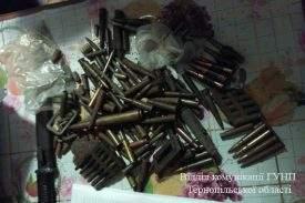 В Тернопольской области задержали мужчину, который нелегально торговал оружием